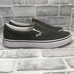 NEW Vans Canvas Slip On